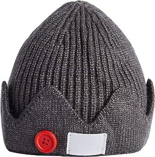 ASVP Shop Jughead Jones Beanie Hat - Riverdale Hat - Whoopee Cap - Crown Hat Dark Grey