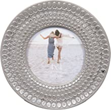 Best small round silver photo frame Reviews