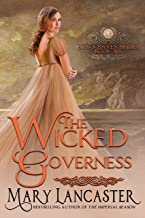 The Wicked Governess (Blackhaven Brides Book 6)