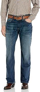 ARIAT Men's M4 Low Rise Stretch Adkins Boot Cut Jean
