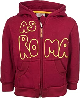 AS Roma Felpa Neonato R13202 Bambino 0-24 Prima infanzia bepco.ee
