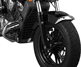 National Cycle Cast Front Fender Tips; 2-Piece Set for Indian® Scout