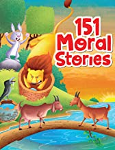 151 Moral Stories - Padded & Glitered Book
