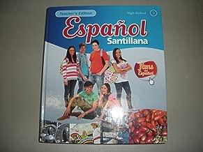 Best santillana spanish 2 workbook Reviews