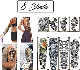 Best hawaiian tribal sleeve tattoos Reviews