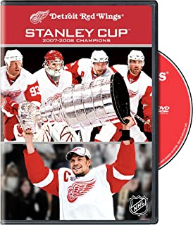 Detroit Red Wings - NHL Stanley Cup Champions 2007-2008