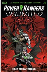 Power Rangers Unlimited: Heir to Darkness #1 Kindle Edition
