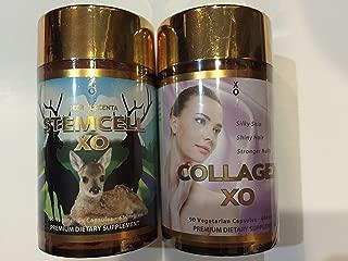 Xo Deer Placenta Stem Cell+ Xo Collagen Set