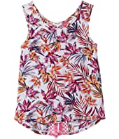 Splendid Littles - All Over Print with Fringe Trim Top (Big Kids)