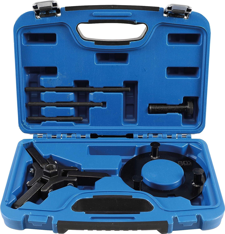 BGS 7761   Juego de extractor y montaje de poleas   para GM, Chrysler, Ford, Mitsubishi   6 piezas