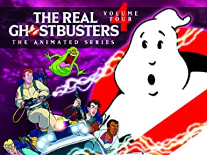 The Real Ghostbusters - Volume 4