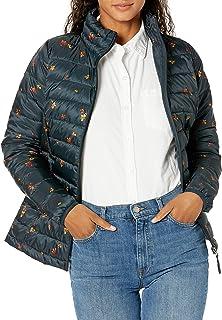 Amazon Essentials Women's Lightweight Water-Resistant Puffer Jacket