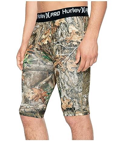 Hurley 20 Pro Max Realtree(r) Shorts (Edge Camo) Men