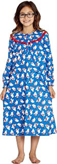 Holiday Christmas Nightgown Girls Pajama