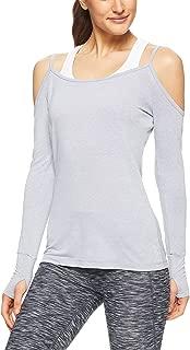 Lorna Jane Women's Breathe Easy L/SLV Active Top
