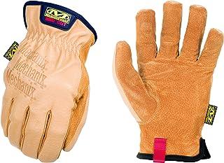 Mechanix Wear Durahide Driver F9-360 Cut Resistant Leather Gloves, Large, Brown