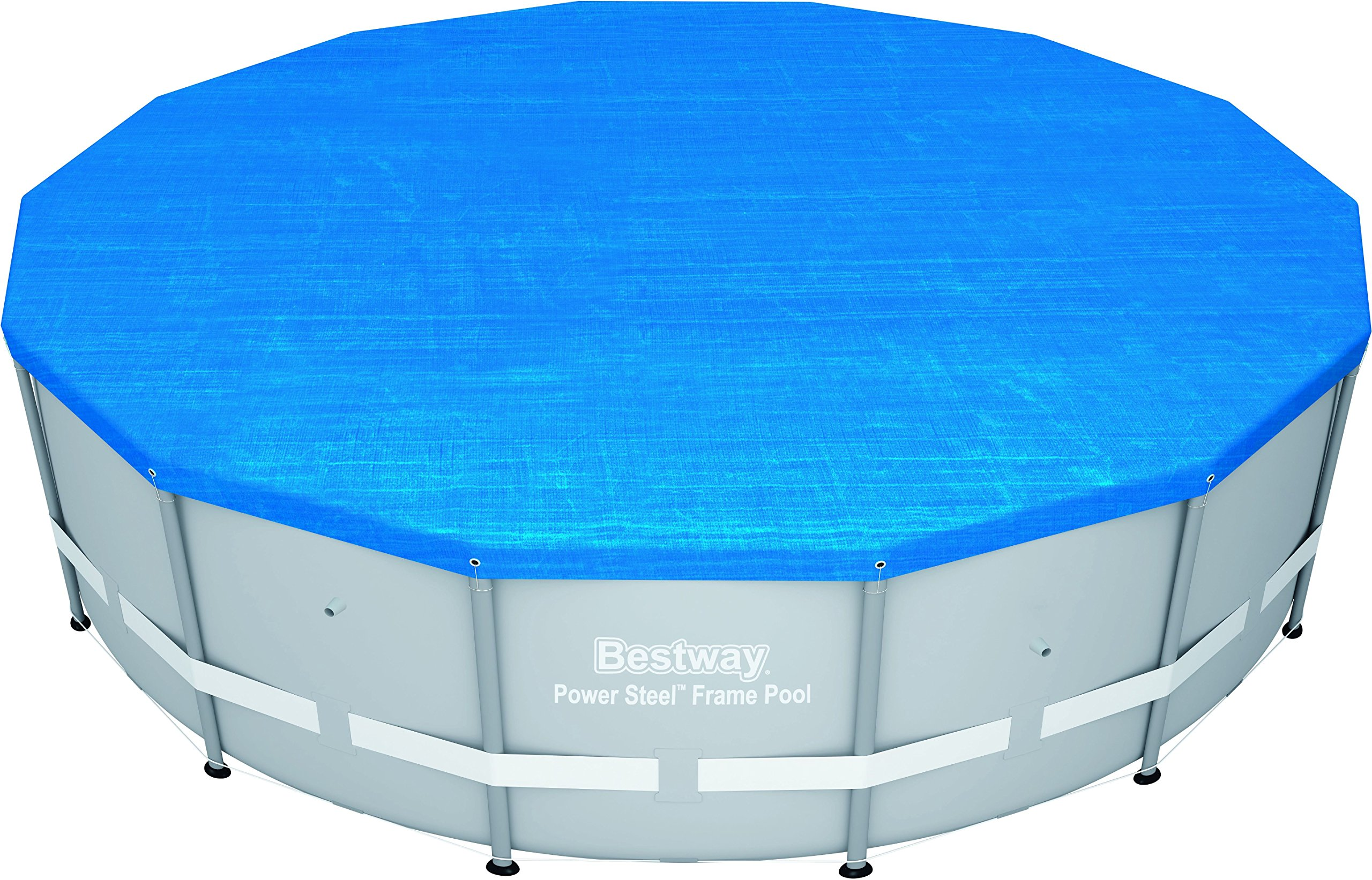 Bestway 56483 Piscina Power Steel Diseño Rattan, M: Amazon.es: Jardín