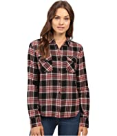 Volcom - Cozy Day Cropped Long Sleeve Top