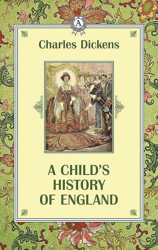 スクリーチスプーン農学A child's history of England (English Edition)