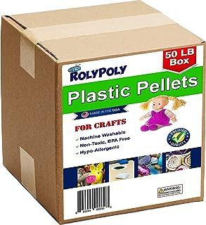 Best poly pellets bulk Reviews