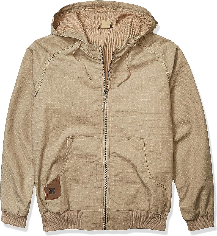 Wrangler Riggs Workwear Men's Workhorse Hooded Jacket