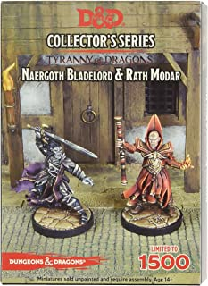 Gale Force Nine D&D Naergoth Bladelord and Rath Modar Miniatures