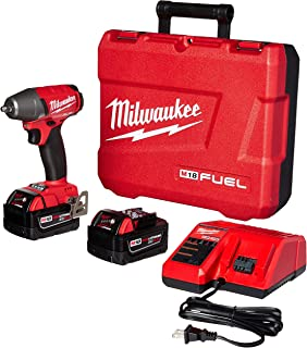 milwaukee 3/8 impact fuel