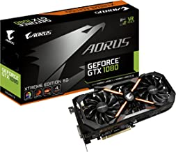 Gigabyte Geforce GTX 1080 AORUS Xtreme 8G Video Graphics Card GV-N1080AORUS X-8GD