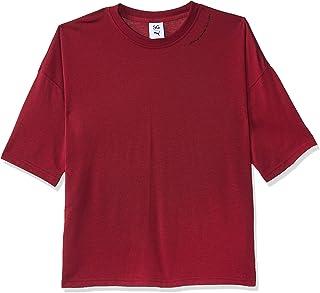 Puma SG x Tee DC4 Pink Shirt For Women, Size S