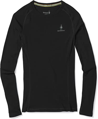 intelligentwool Merino 200 Base Layer à Manches Longues Femme