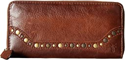 Frye - Melissa Western Zip Wallet