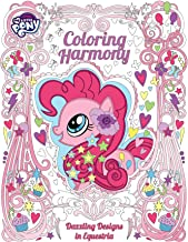 My Little Pony: Coloring Harmony: Dazzling Designs in Equestria
