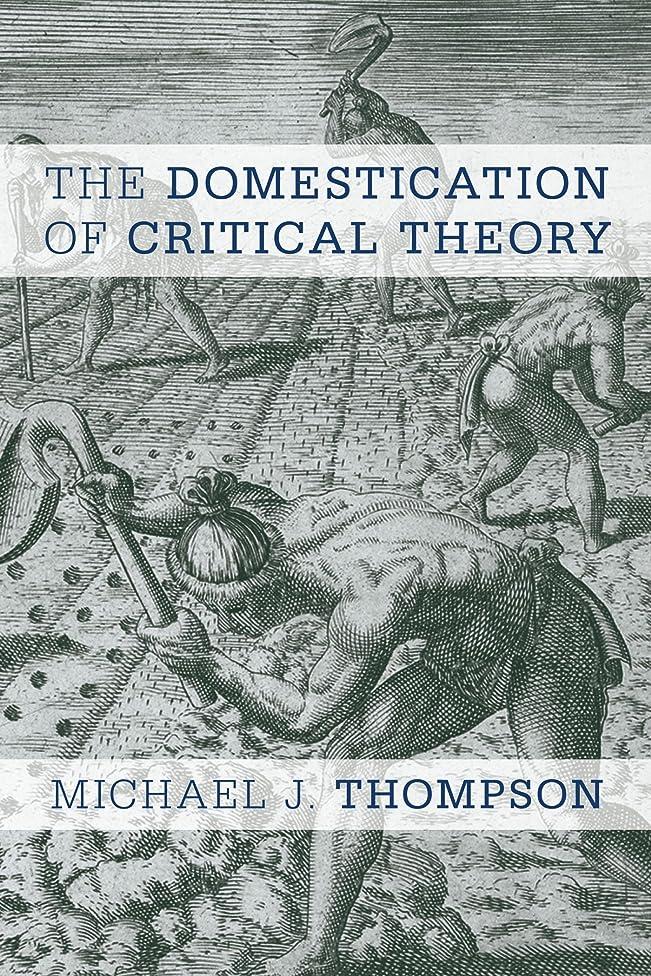 安らぎそれから干渉するThe Domestication of Critical Theory (English Edition)