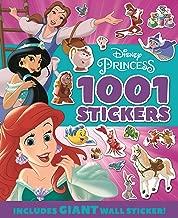 Disney Princess Mixed: 1001 Stickers (1001 Stickers Disney)