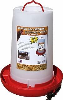 Best heated chicken water dish Reviews