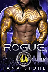 Rogue: A Sci-Fi Academy Romance (Alien Warrior Academy Book 1) Kindle Edition