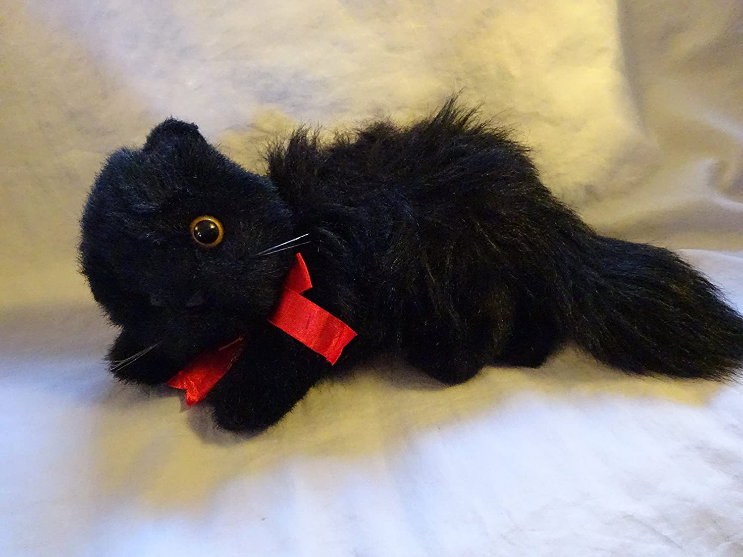 TY Classic Plush  LICORICE the Black Cat by TY CLASSIC