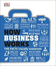 How Business Works: The Facts Visually Explained (How Things Work)
