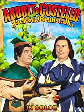 Abbott and Costello Jack and the Beanstalk (in Color)