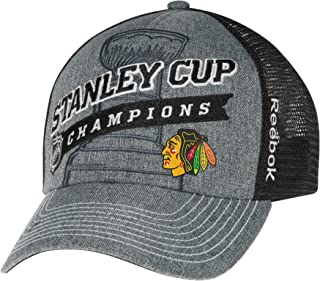 Chicago Blackhawks 2013 Stanley Cup Champions Locker Room Cap Size One Size