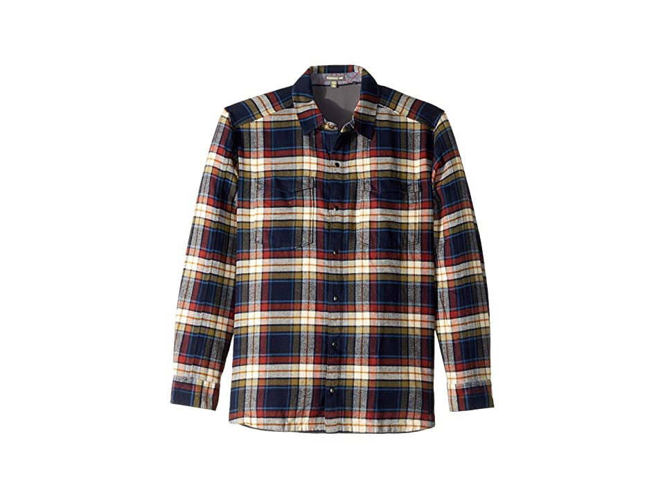 Toad&Co Mojac Overshirt (Nightsky) Men