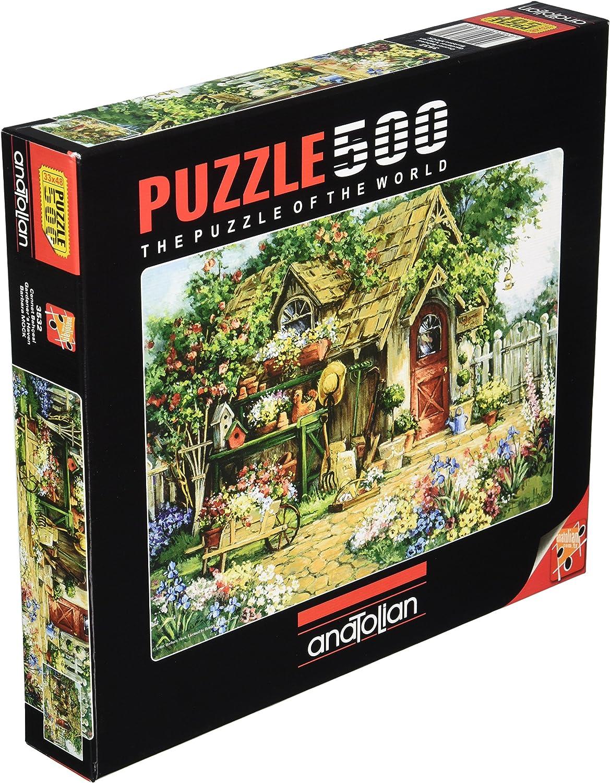 Perre Group  500 Piece Puzzle  Gardeners Heaven