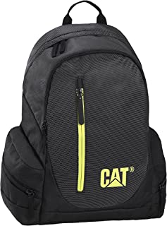 Caterpillar 83372-340 Project Sports Backpack, Black/Lime