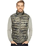 Buffalo David Bitton - Camo Lightweight Down Vest