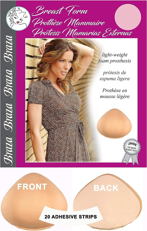 Braza Classic Foam Breast Form S2015 Beige 5