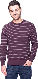 Noble Mount Tocco Reale Gift Packaged Men's 100% Cotton Crew Neck Sweater