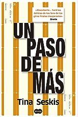 Un paso de más (Spanish Edition) Kindle Edition