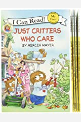 Little Critter Collector's Quintet: Critters Who Care, Going to the Firehouse, This Is My Town, Going to the Sea Park, To the Rescue (My First I Can Read) Paperback