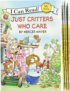 Little Critter Collector's Quintet: Critters Who Care, Going to the Firehouse, This Is My Town, Going to the Sea Park, to ...