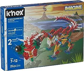 Best k nex dinosaur instructions Reviews
